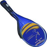 Kit Badminton Gold Sports 2 Raquetes E 2 Petecas - Unissex
