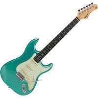 Guitarra Elétrica Tagima Stratocaster Tg-500 Madeira Verde