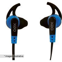 Fone De Ouvido Sprint- Preto & Azul- 120Cm- P2