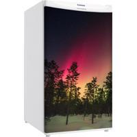 Adesivo Sunset Adesivos Frigobar Decorativo Porta Aurora Boreal