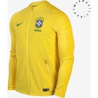 ... Jaqueta Nike Brasil Strike Anthem Masculina c346c423af486