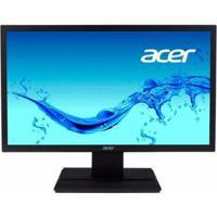 Monitor Acer Led 19.5´ Widescreen, Hdmi/Vga- V206Hql Hd - Unissex