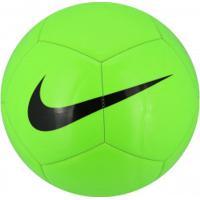 f9bdd93c67 Bola De Futebol De Campo Nike Pitch Team - Verde Claro Preto