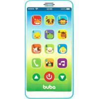 Celular Infantil Baby Phone - Azul - Buba Toys