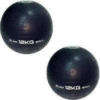 Bolas Medicine Slam Ball Para Crossfit 12 Kg - Liveup - Unissex