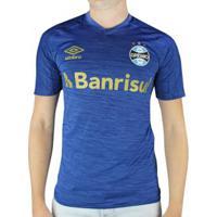Camisa Masculina Umbro Grêmio Aquecimento 2020