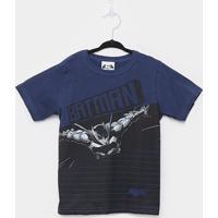 Camiseta Infantil Marlan Batman - Masculino