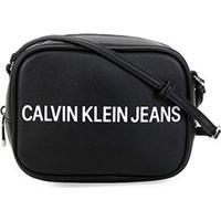 Bolsa Calvin Klein Camera Bag Sculped Feminina - Feminino-Preto