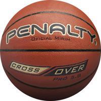 Bola De Basquete Penalty 5.8 Crossover Ix Infantil