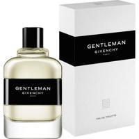 Gentleman De Givenchy Eau De Toilette Masculino Nova Fragrância 100 Ml