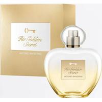 Perfume Feminino Her Golden Secret Antonio Bandeiras 50Ml