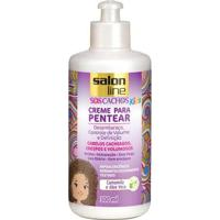 Creme Para Pentear S.O.S Kids Salon Line 300Ml - Unissex-Incolor