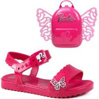 Sandália Grendene Kids Infantil Barbie