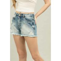 Shorts Jeans Miami Jeans - Lez A Lez