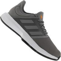 Tênis Adidas Gamecourt - Masculino - Cinza