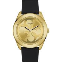 Relógio Guess Feminino Visor Dourado-92628Lpgtdu2