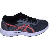 Tenis Asics Gel Excite Steel Grey/Papaya
