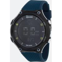 Relógio Masculino X-Games Xmppd455 Pxdx Digital 10 Atmpulseirasilicone
