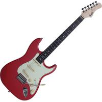 Guitarra Elétrica Tagima Stratocaster Memphis Mg30 Madeira Vermelha