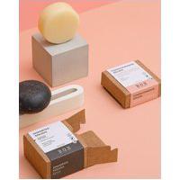 Amaro Feminino B.O.B. Kit Shampoo Em Barra Detox & Condicionador Em Barra Hidratação Profunda, Neutra