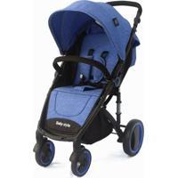 Carrinho Bebê Victory 6 Meses A 3 Anos 15 Kg Baby Style Azul
