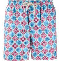 Peninsula Swimwear Short De Natação Panarea M1 - Azul
