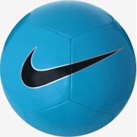 Bola Futebol Campo Azul Nike Chuteiras. Bola Nike Pitch Train Campo 9931e635ac136