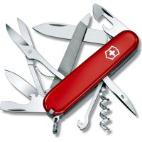 Canivete Mountaineer Vermelho 13743 - Victorinox
