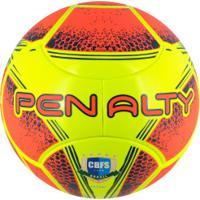 Netshoes  Bola De Futsal Penalty Max 400 Termotec Viii - Coral af87cb07988bb