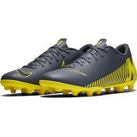 75c49bf4a512b Netshoes  Chuteira Campo Nike Vapor Mercurial 12 Club Fg - Unissex