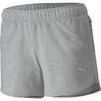 Shorts Puma De Malha Feminino