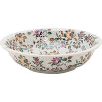 Vaso Decorativo De Porcelana Lihue