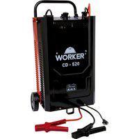 Carregador De Bateria Worker 434779 Cd520 60Hz Bivolt