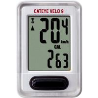 Ciclo Computador Velo 9 - Cateye