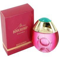 Miss Boucheron Eau De Parfum Feminino 100 Ml