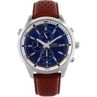 Relógio Vivara Masculino Couro Marrom - Ds13283R1F-1