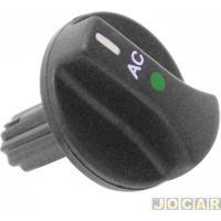 Botão Do Ar Condicionado - Alternativo - Logus/Pointer 1993 Até 1997 - Cada (Unidade)