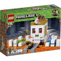 Lego Minecraft - A Arena Da Caveira - 21145 Lego 21145