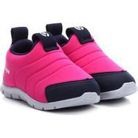 Tênis Infantil Ortopé Sport Kids - Masculino-Pink