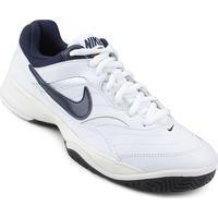 ac11afa769 Tenis Nike City Court V Branco Preto Amarelo Masculino - MuccaShop