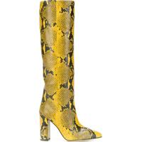 Paris Texas Bota Over-The-Knee - Amarelo