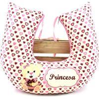 Almofada De Amamentação Bbbag Princesa Rosa
