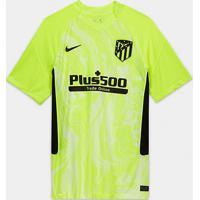 Camisa Atlético De Madrid Third 20/21 S/N° Torcedor Nike Masculina - Masculino