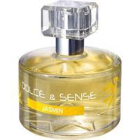 Perfume Feminino Dolce & Sense Jasmin Paris Elysees Eau De Parfum 60Ml - Feminino-Incolor
