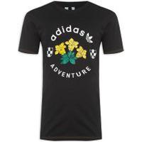 Camiseta Masculina Adv Graphic - Preto