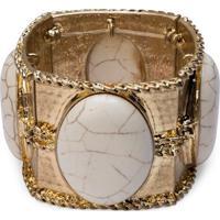 Bracelete Com Pedraria