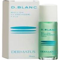 Clareador Facial D-Blanc Roll On Clareador Dermatus 9Ml - Unissex-Incolor
