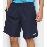 Bermuda Adidas Essentials Mix Masculina - Masculino-Marinho+Royal