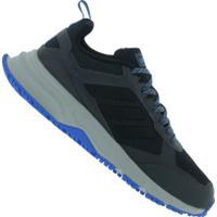 Tênis Adidas Rockadia Trail 3.0 - Masculino - Cinza Escuro