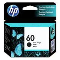 Cartucho Hp 60 4,5Ml Preto Original Cc640Wb